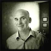 Portrait of Daniel Martin, licensed acupuncturist