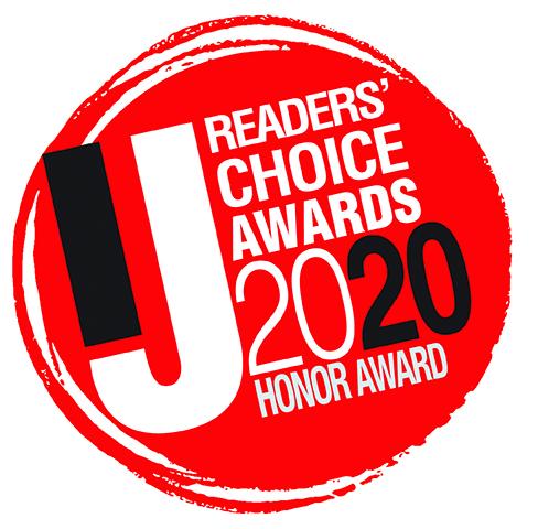 Marin IJ Readers Choice Award 2020